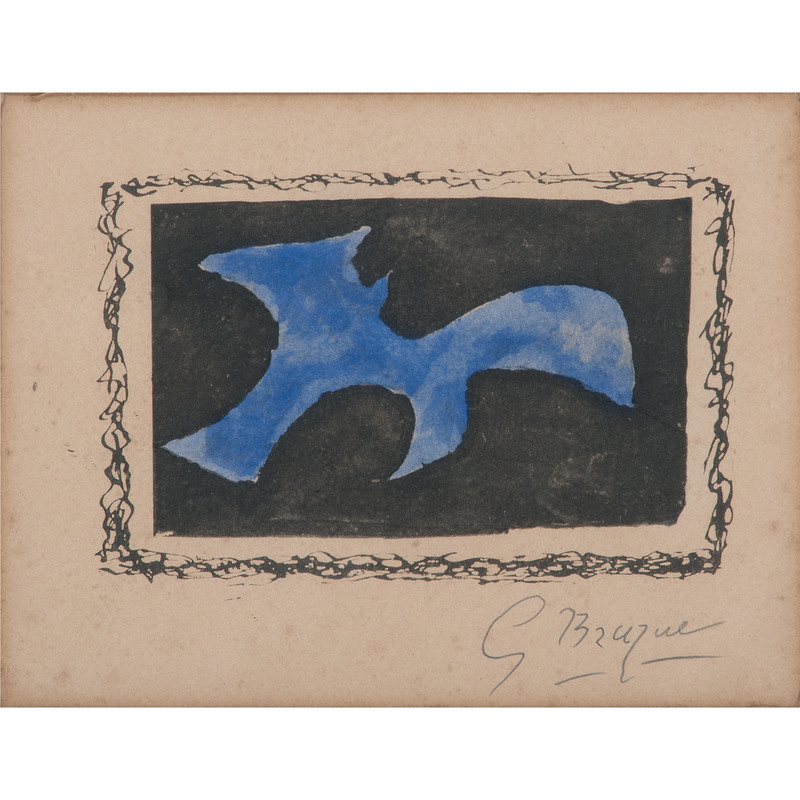 George Braque (French, 1882-1963)