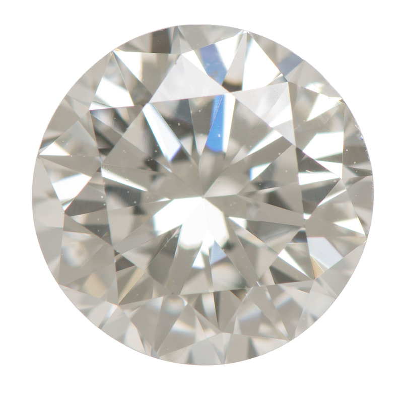 GIA Certified 1.22 Carat Round Brilliant Cut Diamond