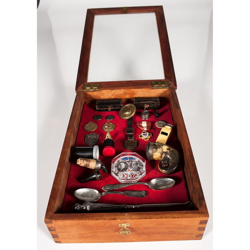 Commemorative Medals, Spoons and Other Items