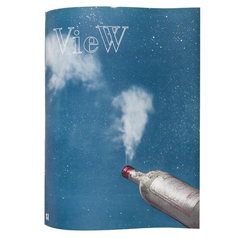 View, The Modern Magazine, Surrealist Publication, Bound Issues