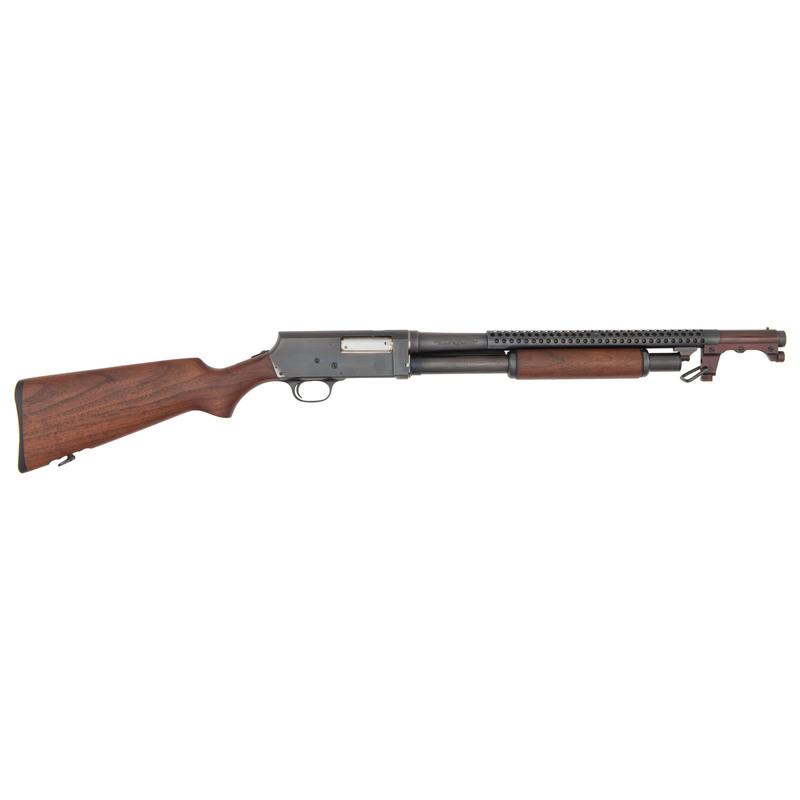 ** U.S. Marked Stevens Mod 520-30 Trench Shotgun