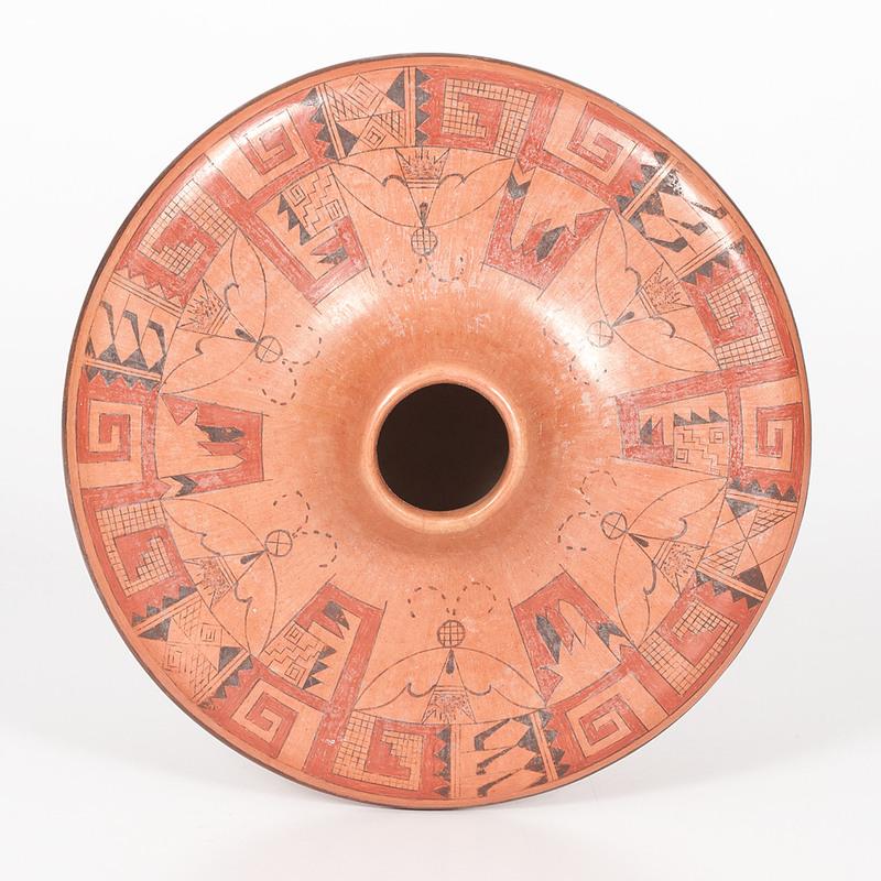 Gloria Kahe (Hopi, 20th century) Pottery Jar