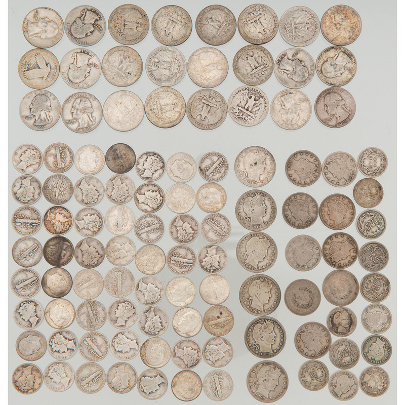 Assorted United States Coins