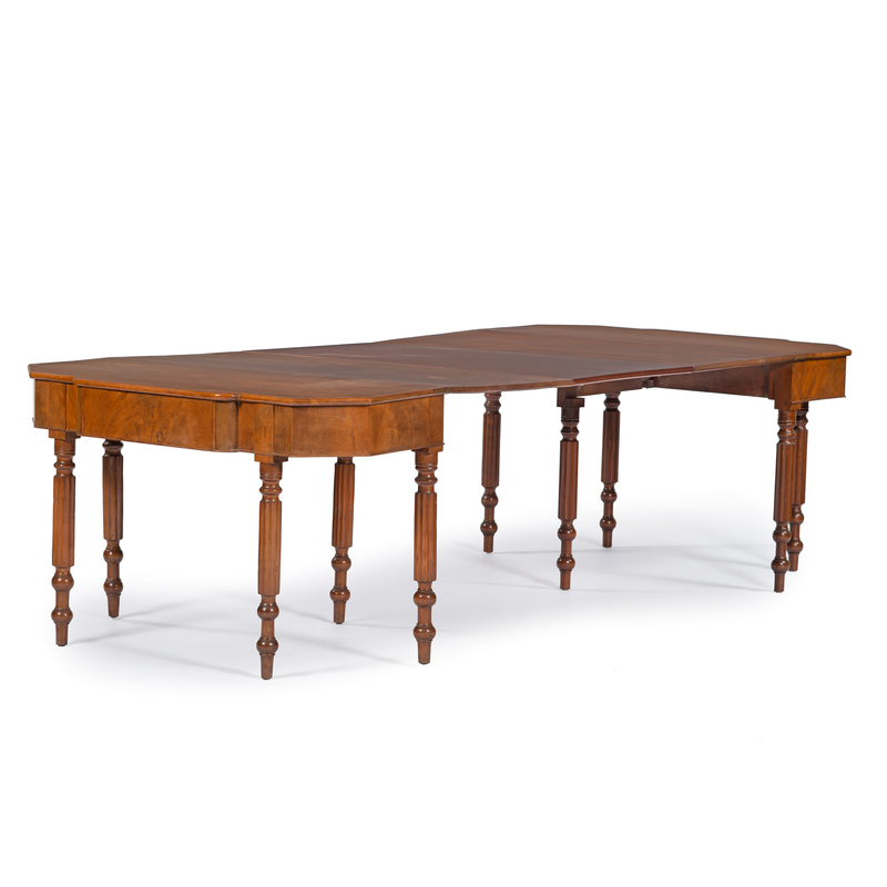 Late Federal Dining Table