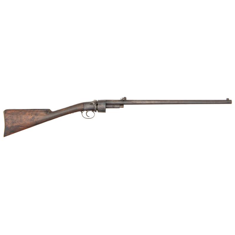 Continental Large Bore Revolving Teat Fire Rifle