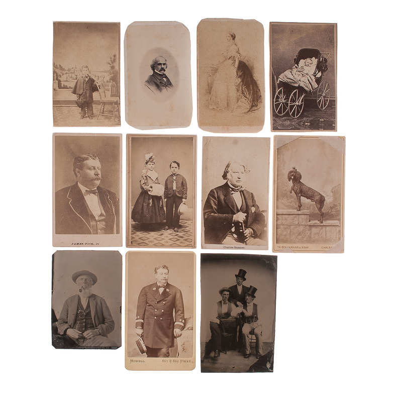 19th Century Image Group, Lot of 11