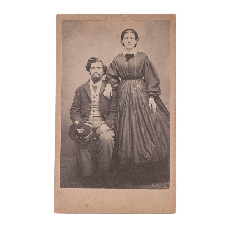 Civil War CDV of a Pennsylvania