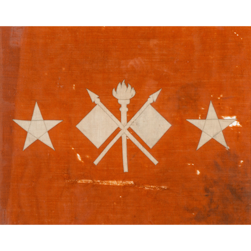 US Signal Corps General's Command Flag