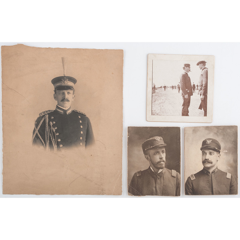 Photos of the 2nd MA Vol. Infantry in the Spanish-American War