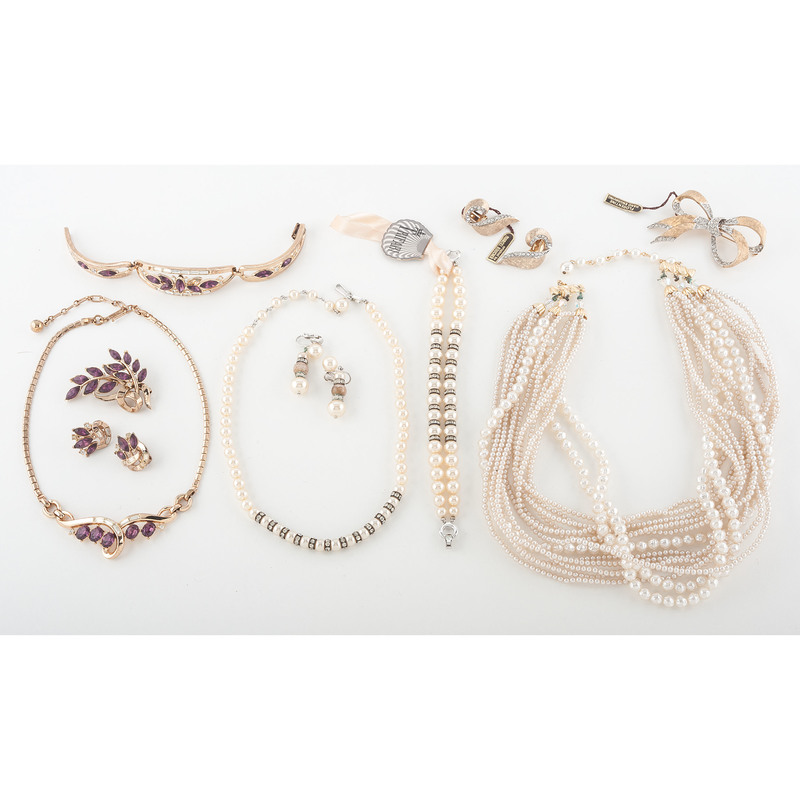 Large Assortment of Costume Jewelry PLUS