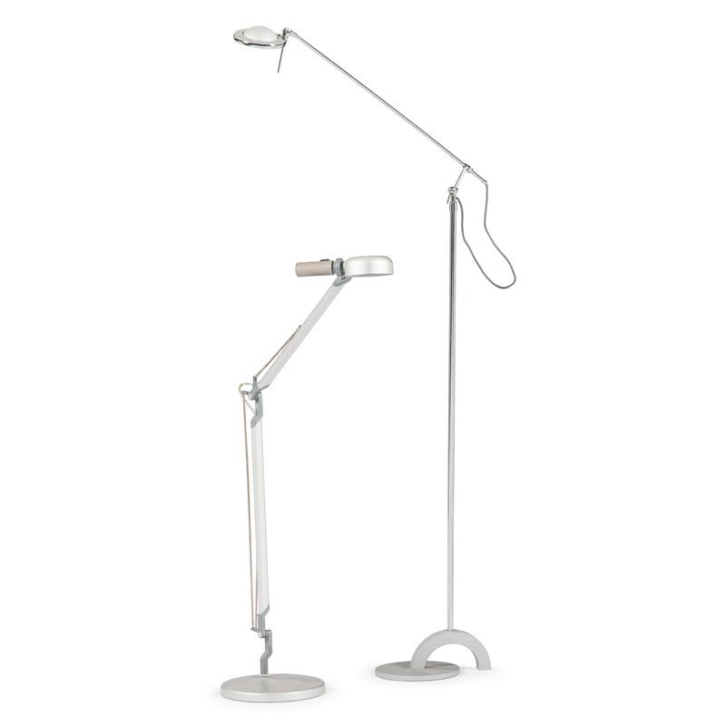 Viabizzuno and Tobias Grau Halogen Floor Lamps