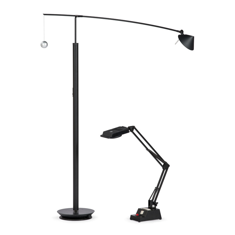 Carlo Forcolini for Artemide, Nestore Lettura Lamp, Plus