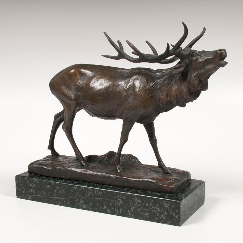 Hans Müller (Austrian, 1873-1937) Bronze