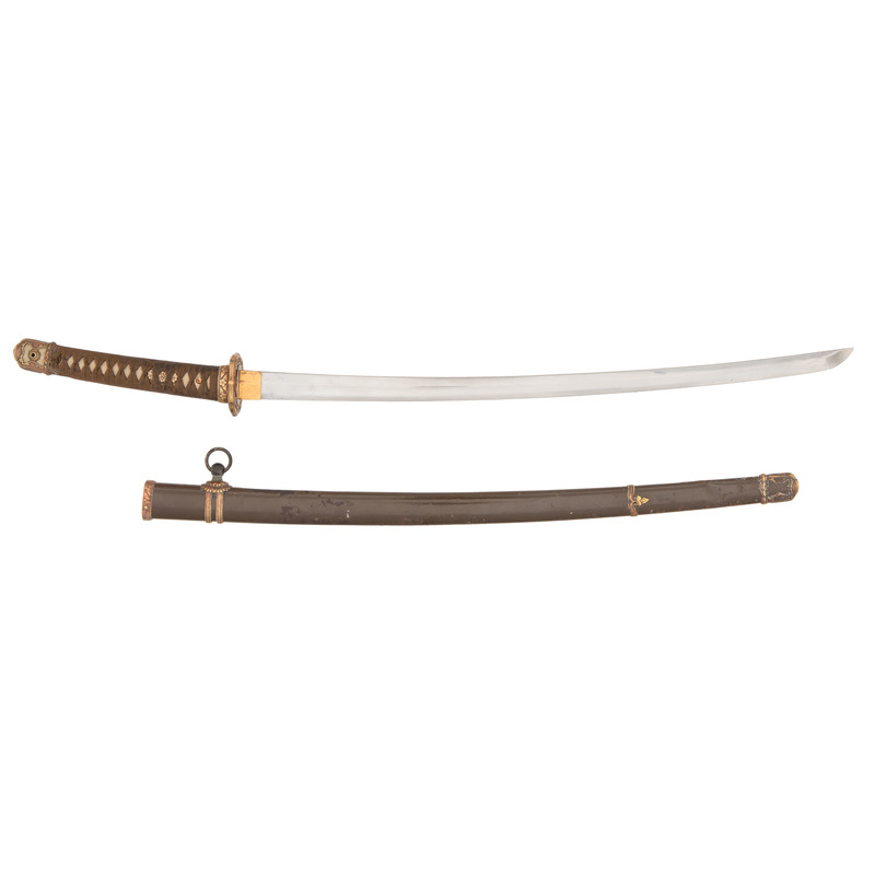 Japanese WWII Officer's Sword