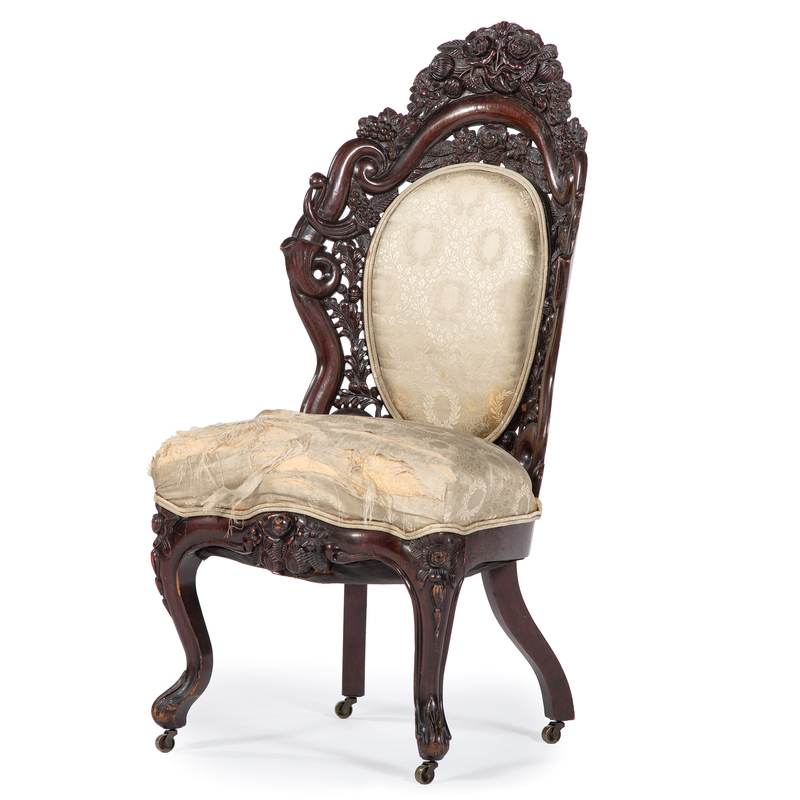 John Belter & Co. Parlour Chair