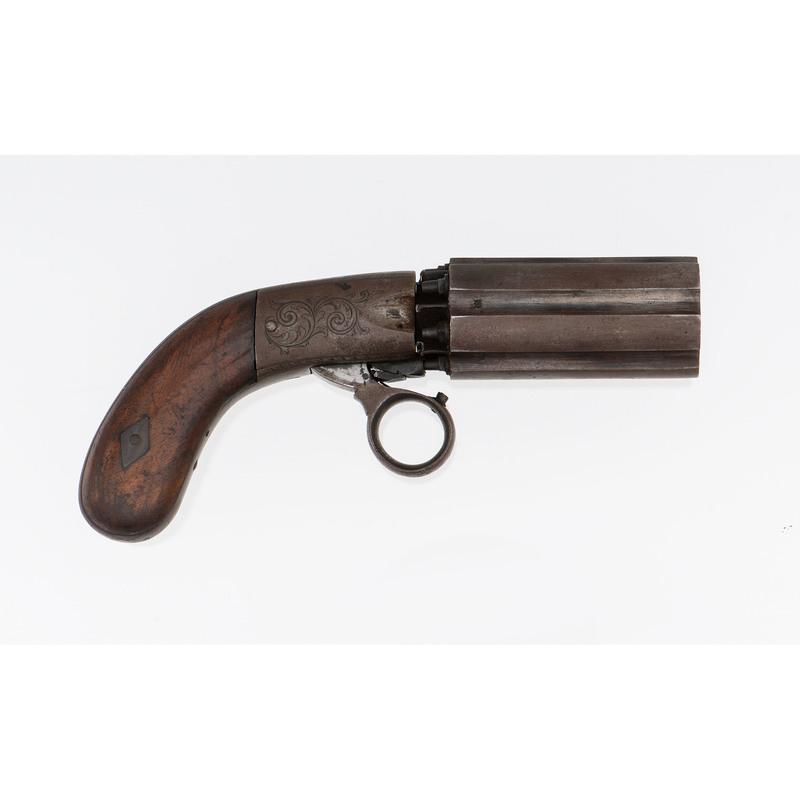 J.R. Cooper Ring Trigger Pepperbox Revolver