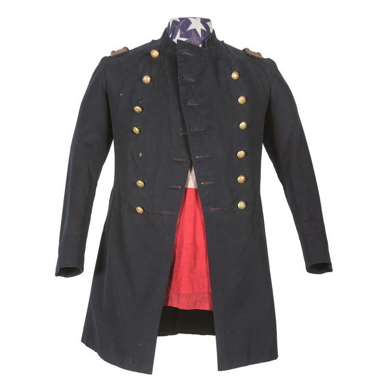 U.S. Civil War Artillery Officer's Frock Coat