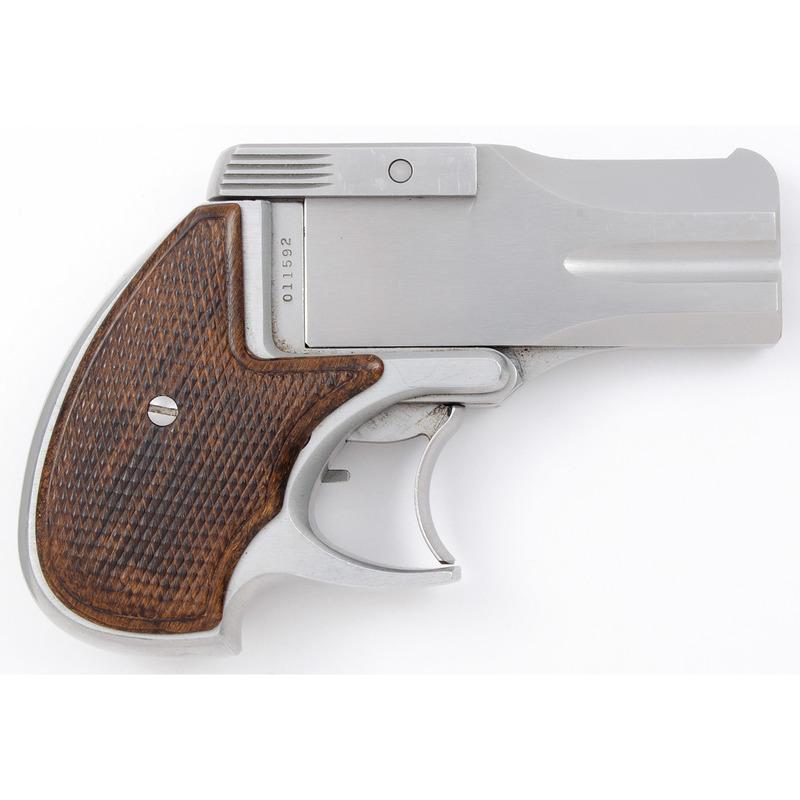 *BTJ Stainless Derringer