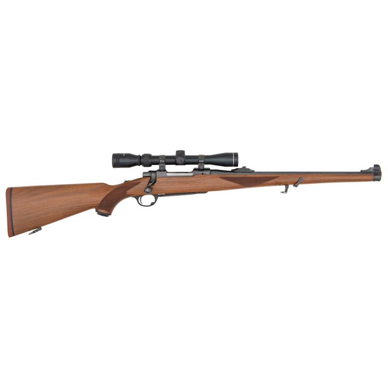 * Ruger M77 Bolt Action Rifle