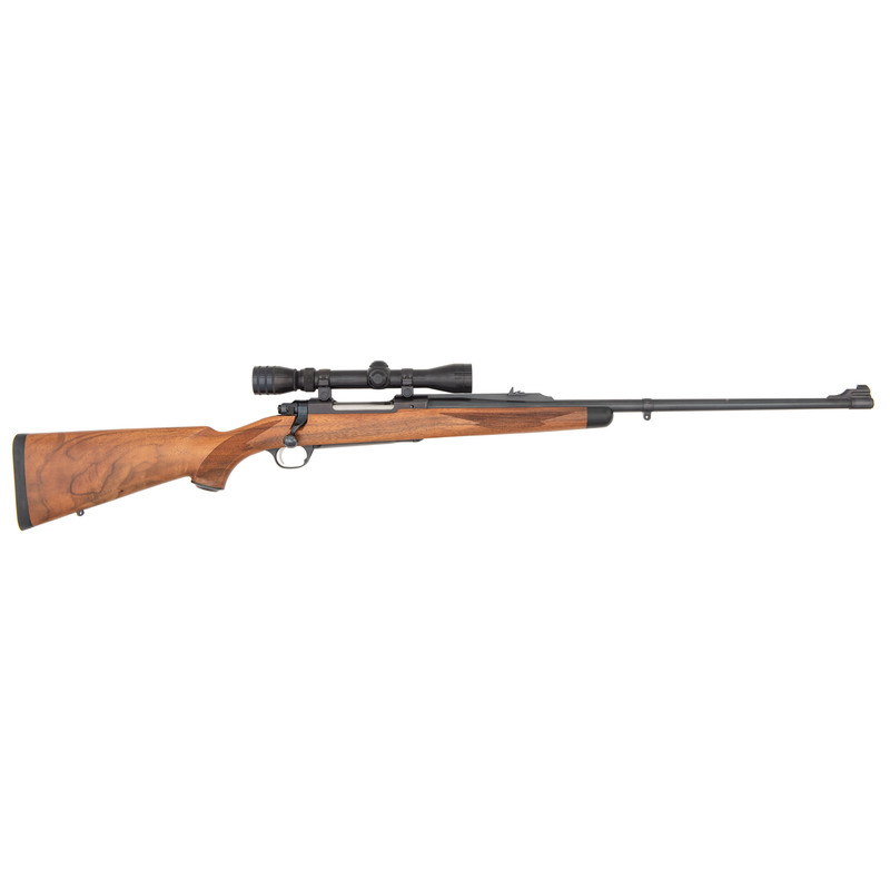 * Ruger M77 Mark II Rifle with Scope