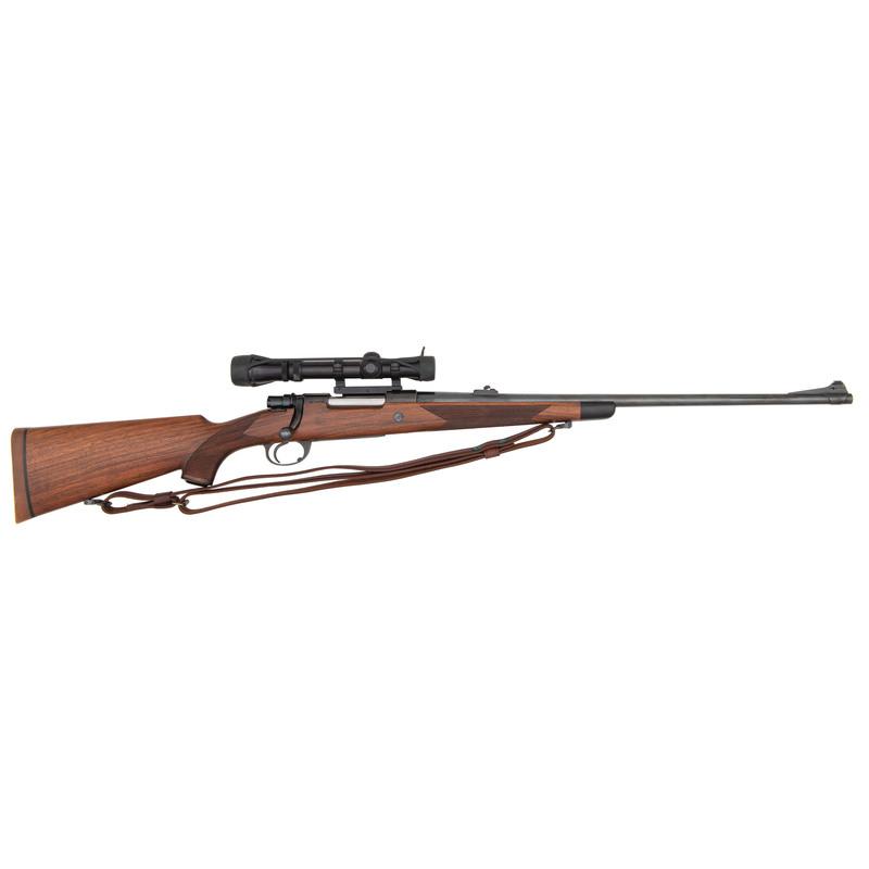 ** Custom Mauser Bolt Action Rifle by Morrison
