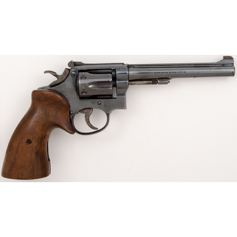 ** Smith & Wesson Model K-14