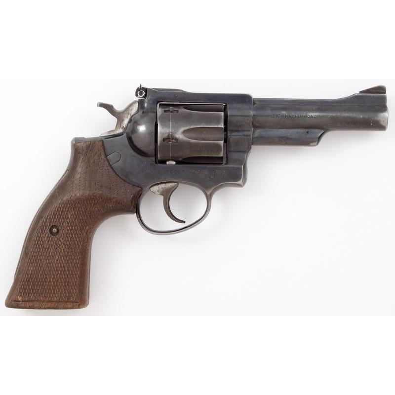 * Ruger Single Six Revolver