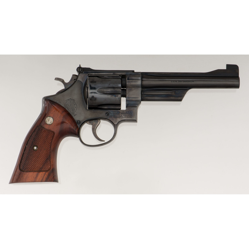 * Smith & Wesson Model 27-2