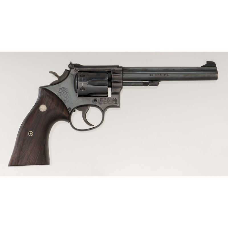 * Smith & Wesson Model 48
