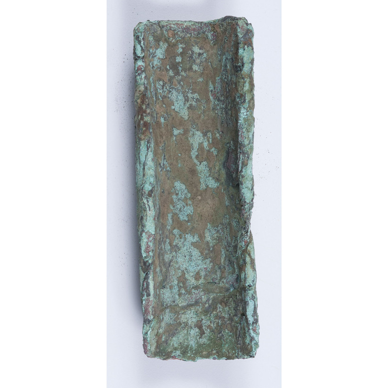 An Old Copper Culture Socketed Adz, From the Collection of Roger Mussatti, Michigan
