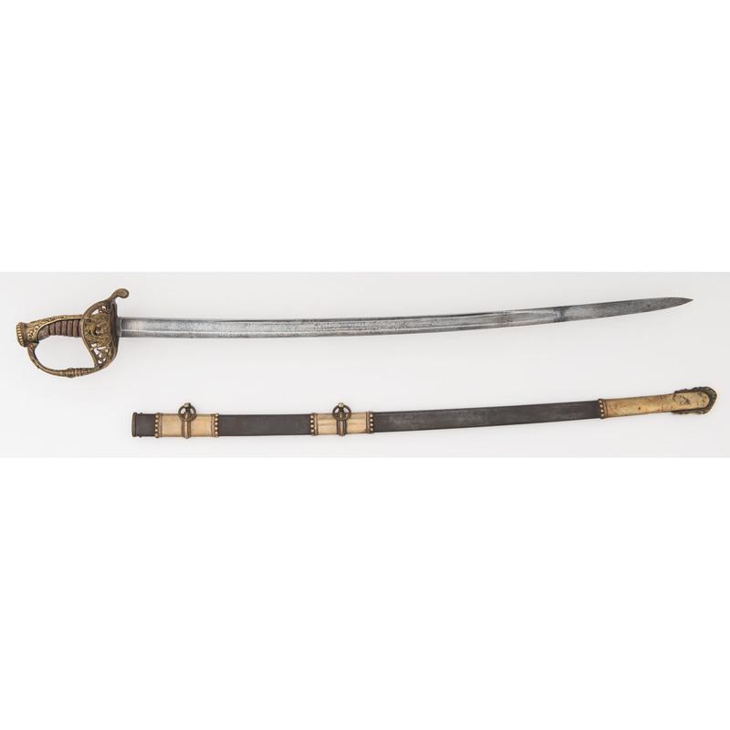 Non-Regulation Model 1850 Officer's Sword by Horstmann & Sons
