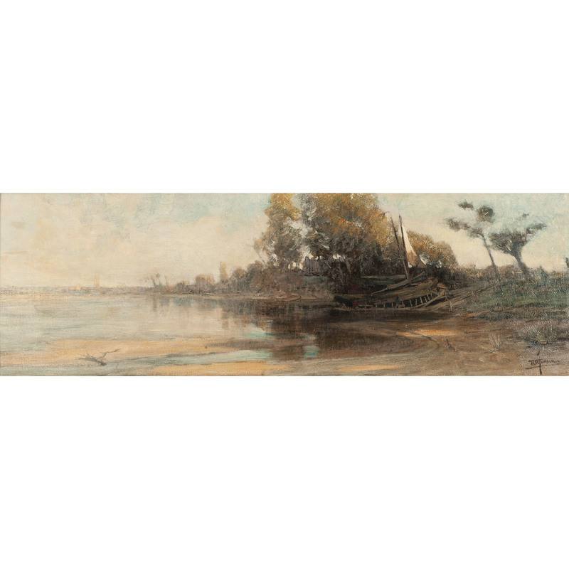 Hendrik Willebrord Jansen (Dutch, 1855-1908)