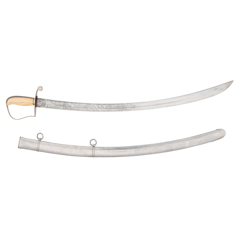 American P Guard Officer's Sword