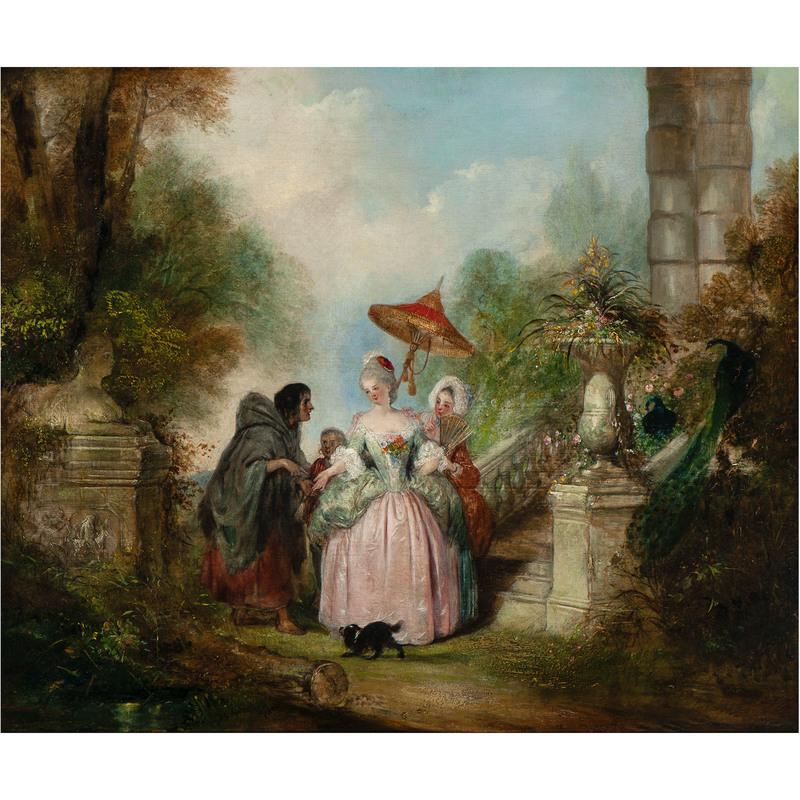 Henry Andrews (British, 1796-1868)