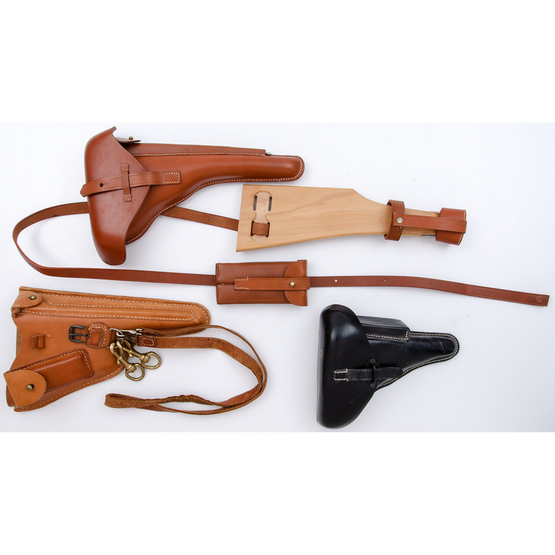 Reproduction German Military Holsters