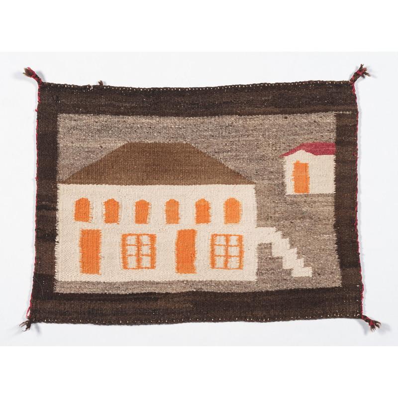 Navajo Pictorial Weaving / Rug