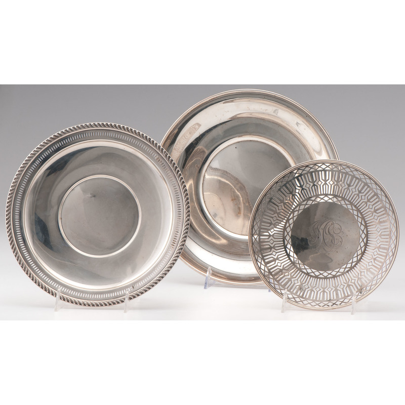 American Sterling Trays