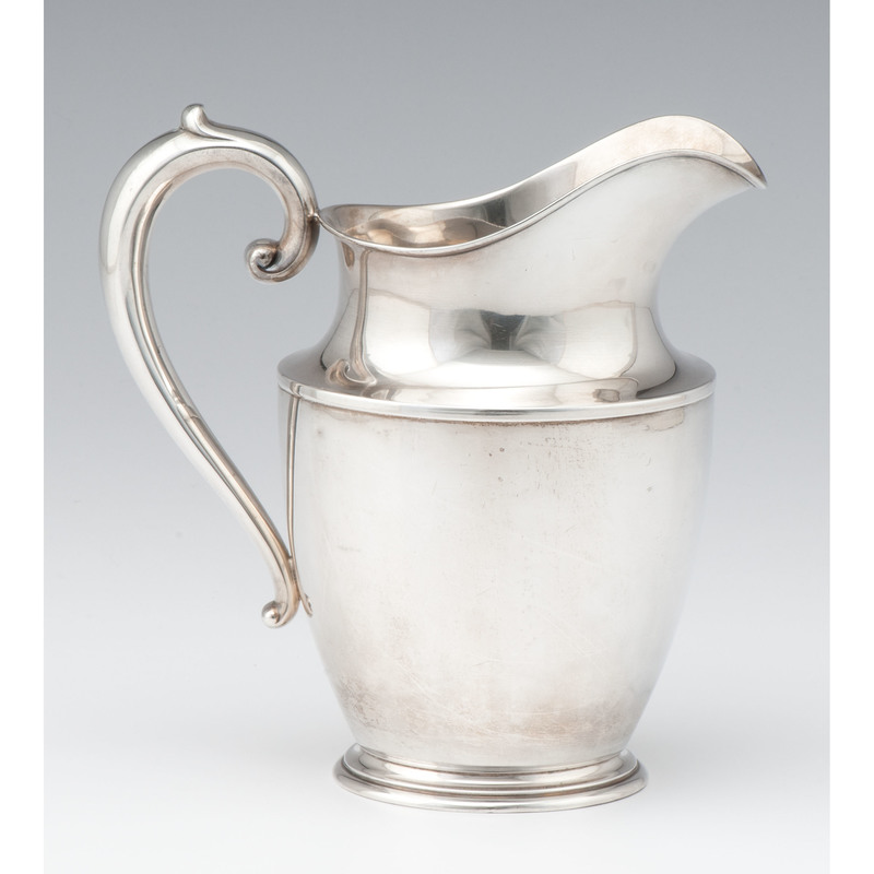 Wallace Sterling Pitcher