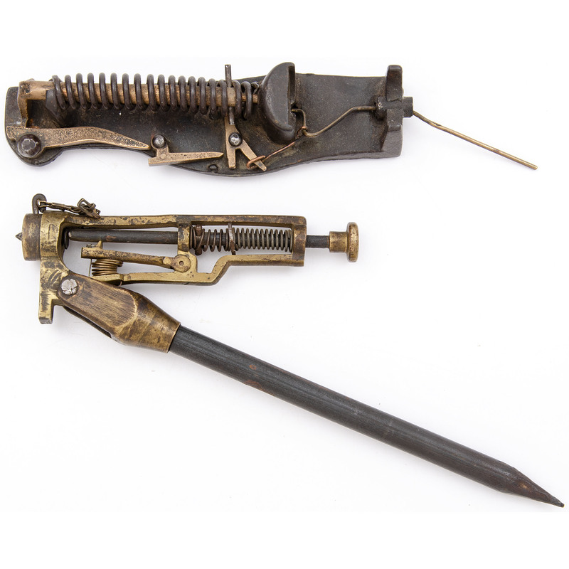 Lot of Two Trap Guns