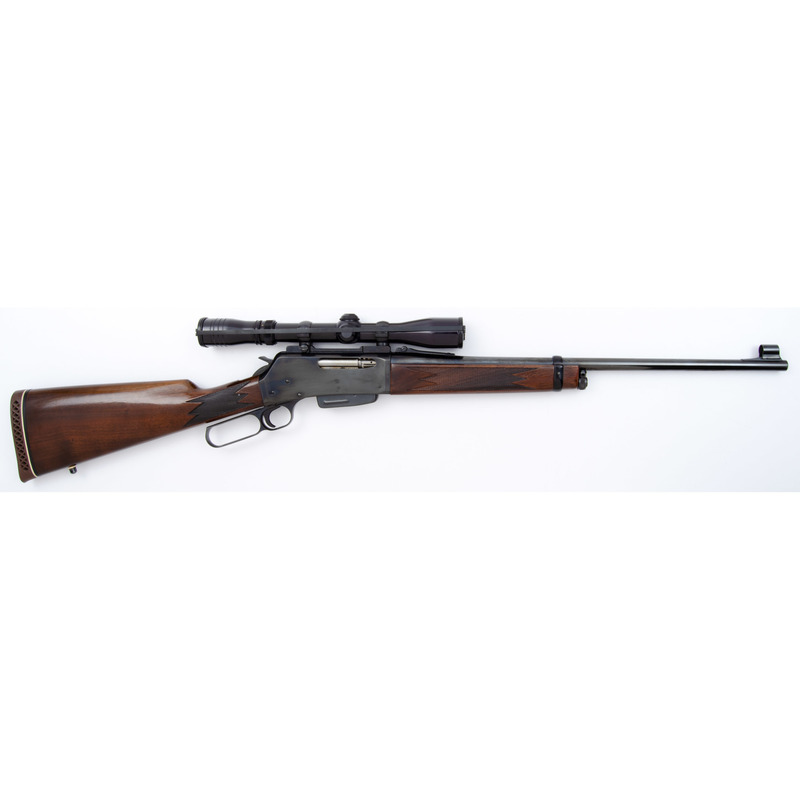 * Browning BLR Rifle with Redfield Scope