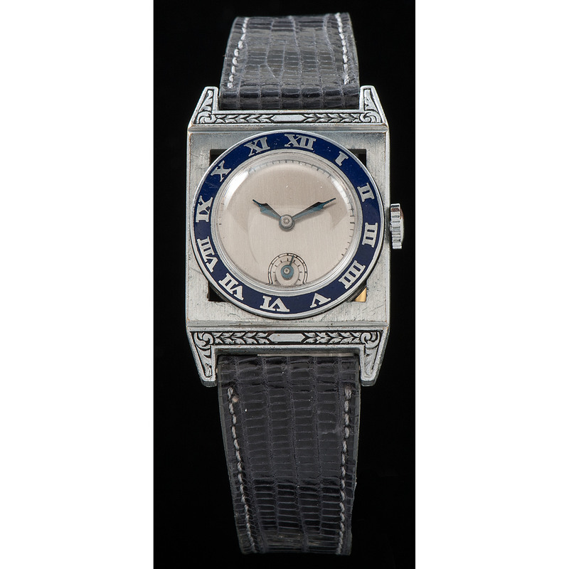 Art Deco Watch Ca 1930's
