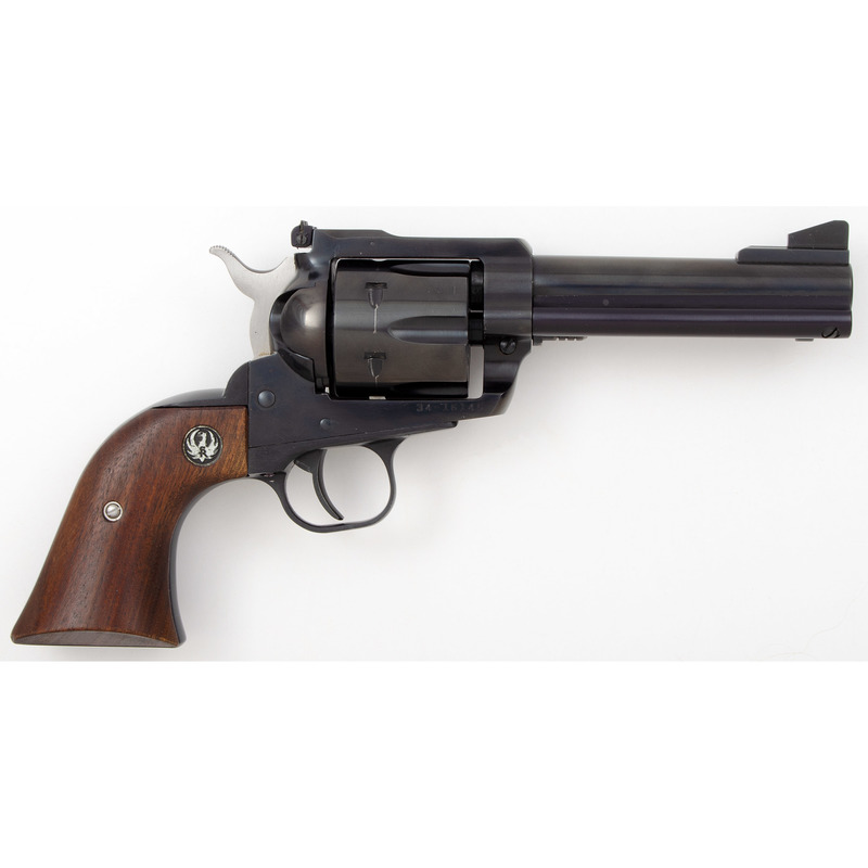* Ruger New Model Blackhawk Revolver
