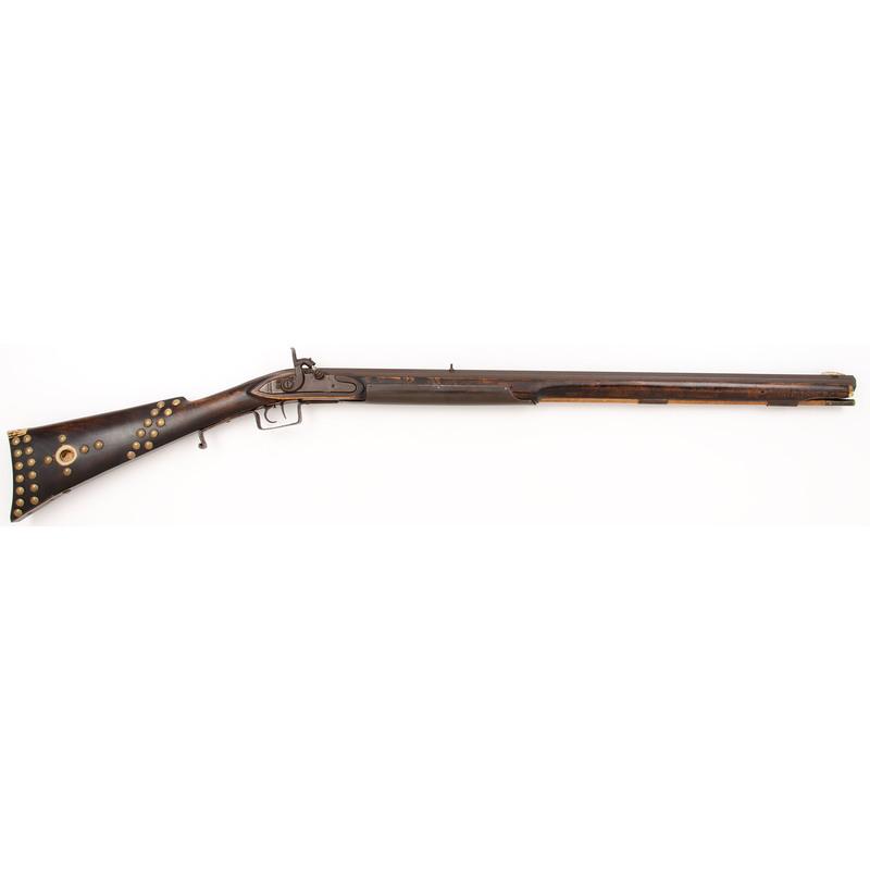 Indian Percussion Trade Gun