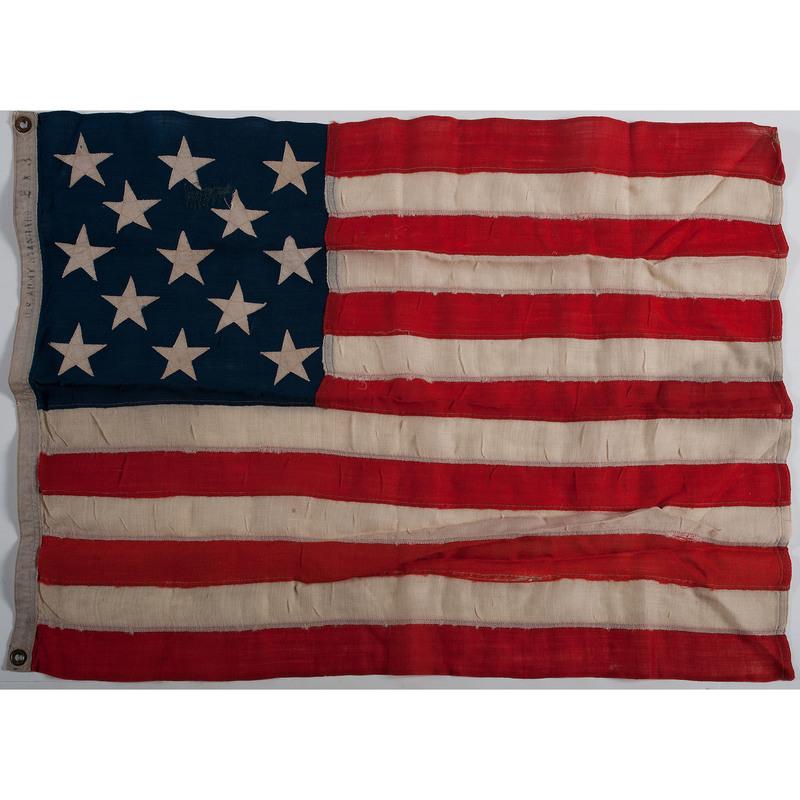 13-Star American Flag