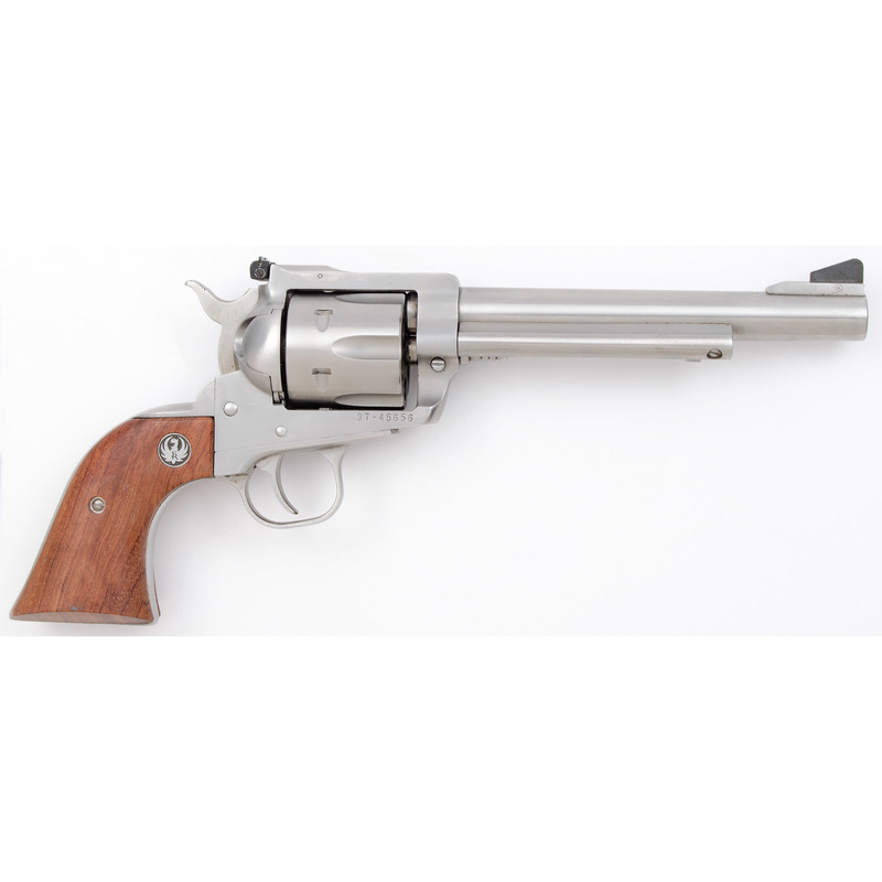 * Ruger New Model Black Hawk Revolver in the Box