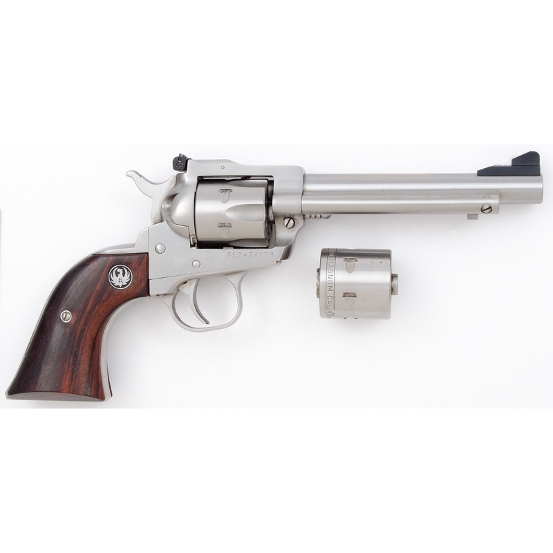 * Ruger New Model Single Six Revolver in the Box