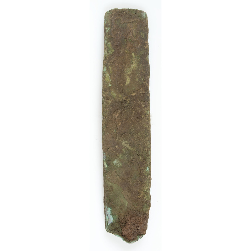 An Old Copper Culture Chisel, From the Collection of Roger