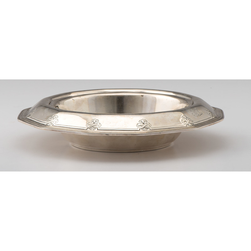 Tiffany & Co. Sterling Center Bowl