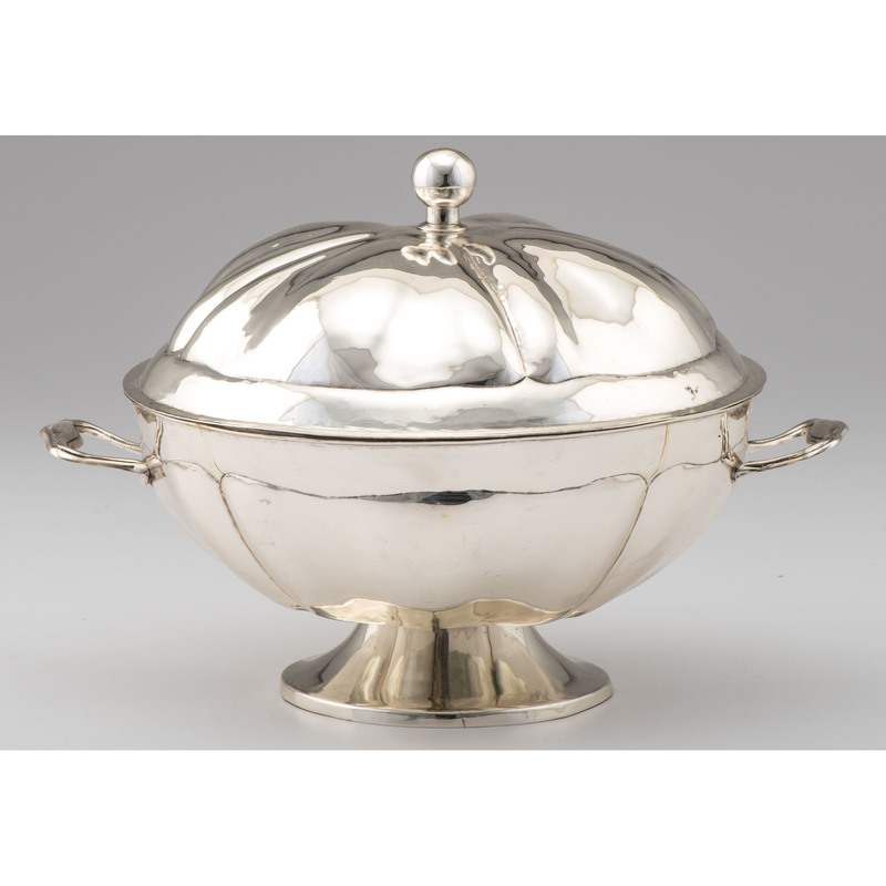Mexican Sterling Tureen