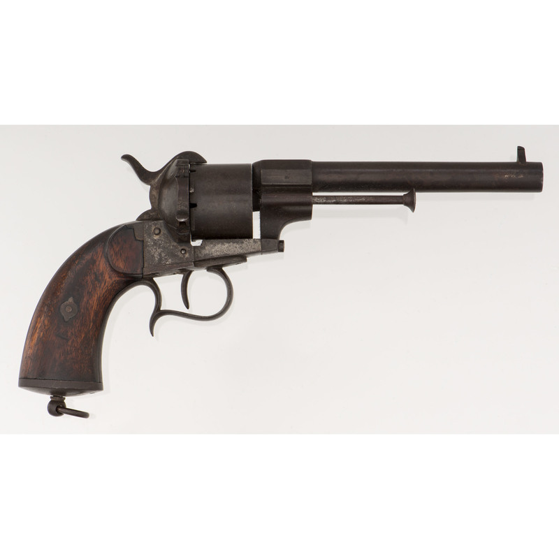 French LeFaucheux Model 1854 Revolver